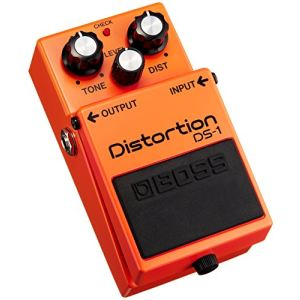 Boss Effect DS-1 - Pédale de distorsion