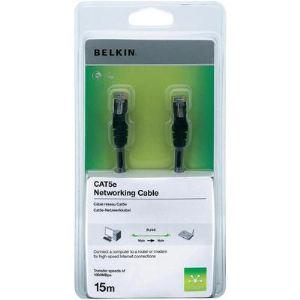 Belkin A3L791cp10M-HS - Câble réseau RJ45 Cat.5e blindé 10 m
