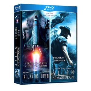 Space Invasion : Alien Armageddon / Atlantis Down