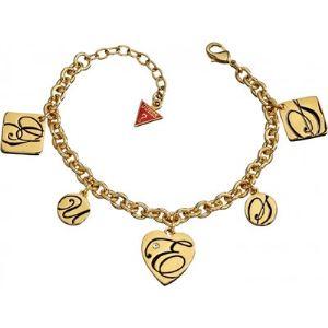 Guess Ubb81348 - Bracelet pour femme en métal doré