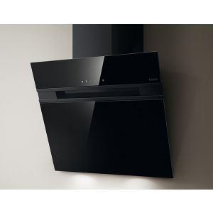elica hotte decorative murale noir comparer 38 offres. Black Bedroom Furniture Sets. Home Design Ideas