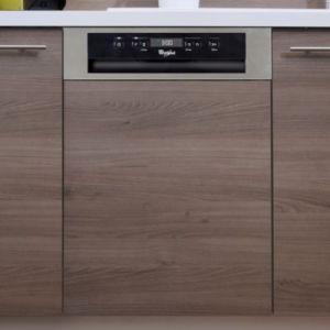 Whirlpool ADG422X - Lave-vaisselle encastrable 10 couverts
