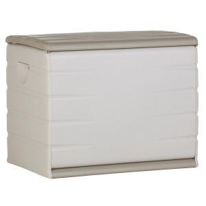 Plastiken 97120 - Coffre de rangement en plastique 390 L