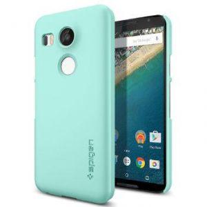 Spigen sgp 124979 - Coque de protection pour Nexus 5X