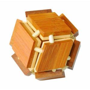 Edition fridolin Casse-tête : Bamboo Cube (difficulté 4/5)