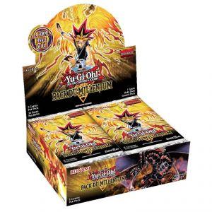 Konami Yu-Gi-Oh ! - Boosters Français : Boîte de 36 Pack du Millenium