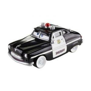 Mattel Voiture Shérif Cars à fonction