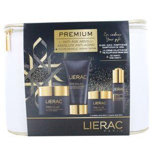Lierac Coffret Vanity Premium - Crème voluptueuse, masque suprême et élixir premium
