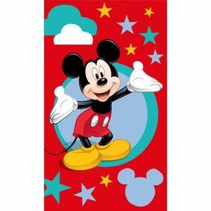 Cti Drap de plage Mickey étoiles (70 x 120 cm)