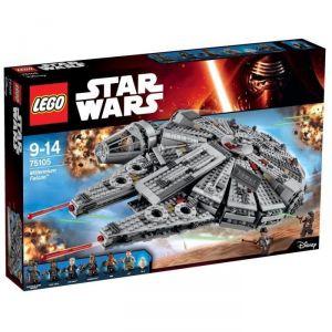 Lego 75105 - Star Wars : Faucon Millenium