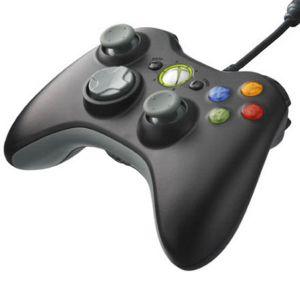 Microsoft Manette filaire pour Xbox 360
