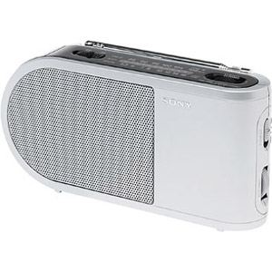 Sony ICF-304L - Radio portable analogique design rétro