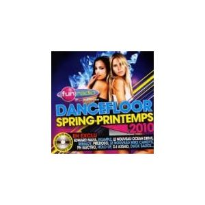 Dancefloor Spring-Printemps 2010 (2 CD)