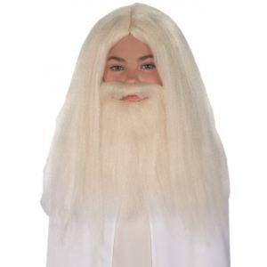Rubie's Perruque et barbe Gandalf