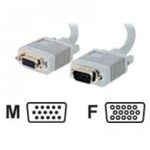 C2g 81102 - Rallonge de câble HD15 SXGA M/F 15 m