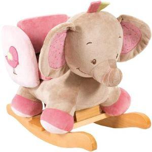 Nattou Bascule éléphant Charlotte