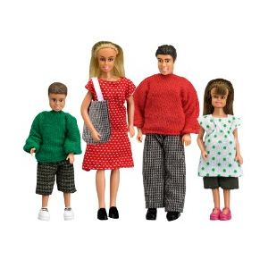 Lundby Famille de poupée Smaland