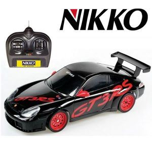 nikko voiture radiocommand e porsche 911 gtsrs 1 16 comparer les prix avec. Black Bedroom Furniture Sets. Home Design Ideas