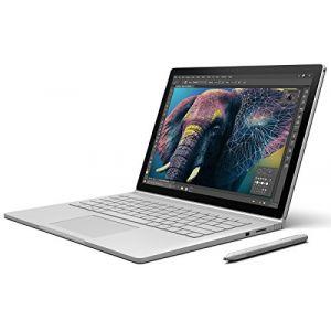 """Microsoft Surface Book 512 Go - 13.5"""" avec Core i7-6600U 2.6 GHz RAM 8Go"""