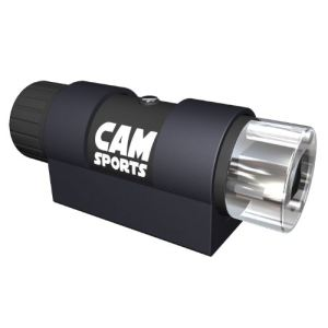 Camsports Evo HD : Mini-caméra multi-sports à carte mémoire
