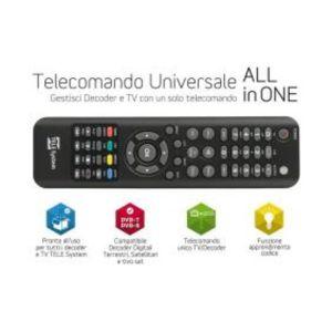 Tele System 58040107 - Télécommande universelle 48 boutons
