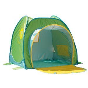 Room Studio Tente nomade Nursery de plage (UV 50+)