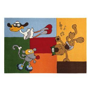 Sigikid Tapis de tapis enfant Bandidoleros Fun (140 x 200 cm)