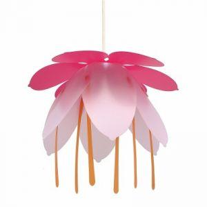 Rosemonde et Michel Coudert Suspension Fleur
