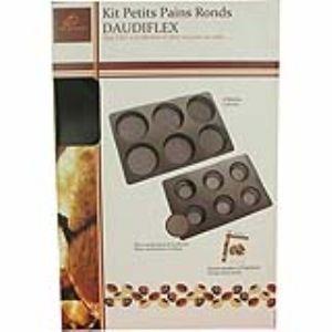 Jean Daudignac JD951.01 - Kit petits pains ronds ou tartelettes
