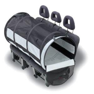 PetEgo Pet Tube Large - Niche en tissu pour voiture