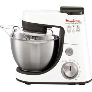 Moulinex QA4131B1 - Robot pâtissier Masterchef Gourmet