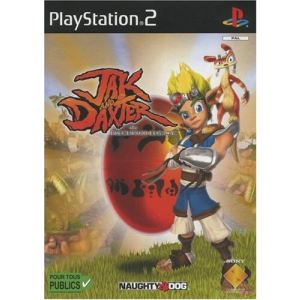 Jak and Daxter sur PS2
