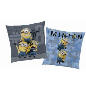 Coussin Les Minions Funny (40 x 40 cm)