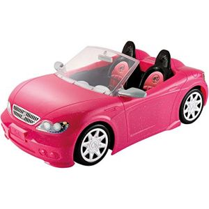 Mattel Barbie le cabriolet rose (DGW23)