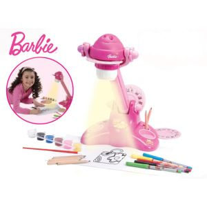 Lexibook Projecteur de dessins Barbie