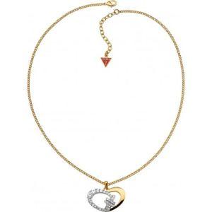 Guess UBN11481 - Collier Coeur doré pour femme