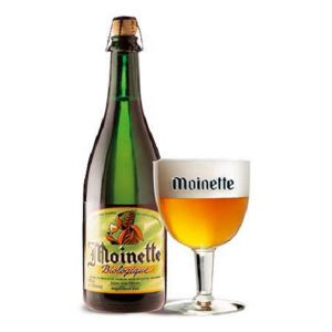 Brasserie dupont Bière Moinette Bio 7.5 % vol. 25cl