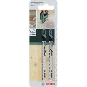 Bosch 2609256721 - Lame de scie sauteuse HCS, T 101 B