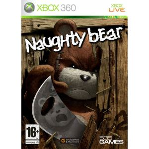 Naughty Bear sur XBOX360