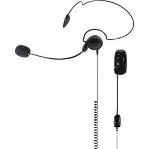 Midland C1203 - Oreillette et microphone tour de nuque bluetooth