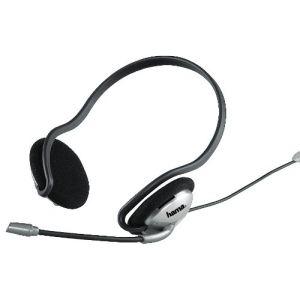 Hama CS-499 - Casque micro multimédia