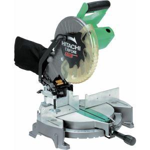 Hitachi C 10FCH2 - Scie à coupe d'onglet visée laser Ø 255 mm 1520W