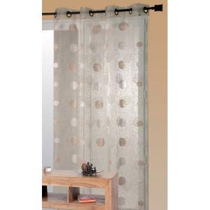 voilage leroy merlin comparer 407 offres. Black Bedroom Furniture Sets. Home Design Ideas