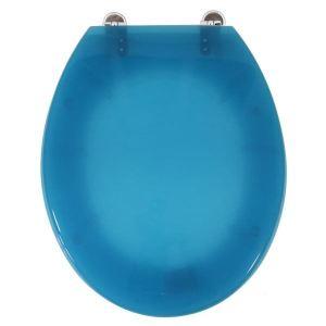 Guy Levasseur Abattant WC de toilette modèle transparent siège WC standard