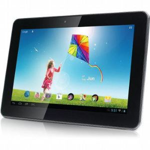 """Hannspree HANNSpad SN1AT71 16 Go - Tablette tactile 10.1"""" sous Android 4.1"""