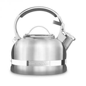 Kitchen Aid KTEN20S - Bouilloire sifflante 1,9 L