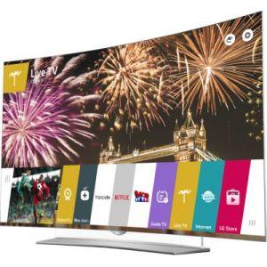 LG 65EG960V - Téléviseur OLED incurvé 165 cm 3D 4K