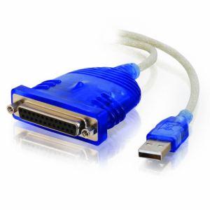 C2g 81629 - Adaptateur imprimante parallèle USB 1284 DB25