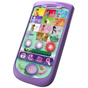 Taldec Téléphone portable Disney Fairies