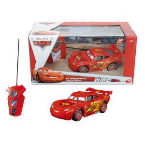 Dickie Toys Voiture radiocommandée Flash McQueen